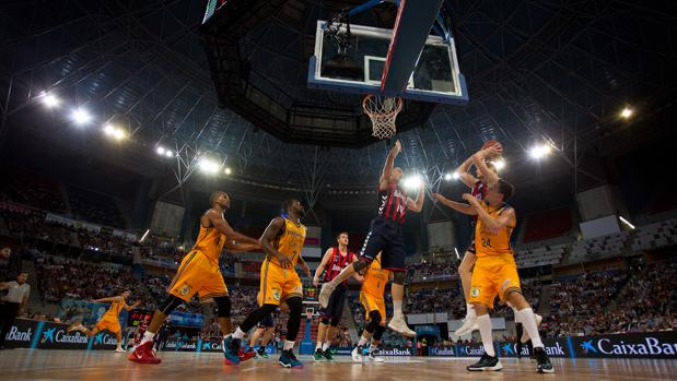 Supercopa ACB | Baskonia-Herbalife:  Kuric lleva a la final al Herbalife
