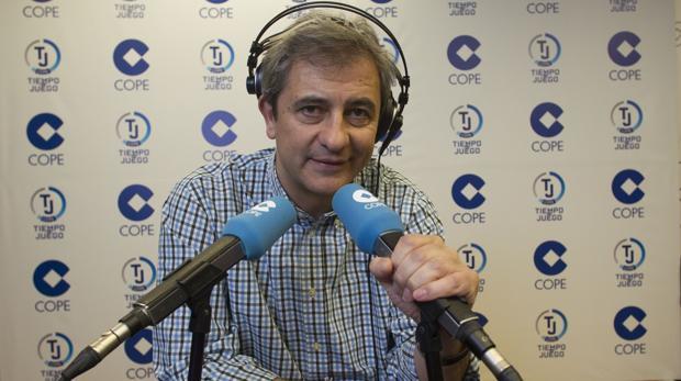 Manolo Lama contribuyó de manera notable a la fama de Pérez Sánchez con el popular chascarrillo