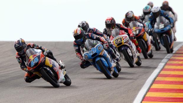 MotoGP:  Las curiosidades del Gran Premio de Aragón en Motorland