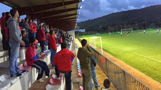 Nuevo San Mamés, el estadio del Aroche CF