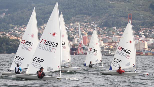Serafim Gonçalves y Rafa Campelo, campeones de la Laser Extreme
