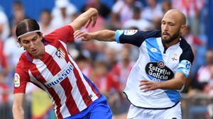 Atlético-Deportivo en directo