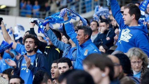 El Oviedo corta su mala racha