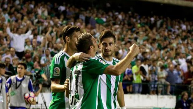 Ante el Málaga, récord de asistencia al Villamarín