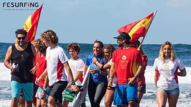 España, decimo segunda en el Mundial junior