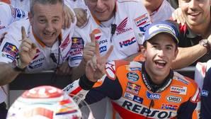Márquez será campeón si...