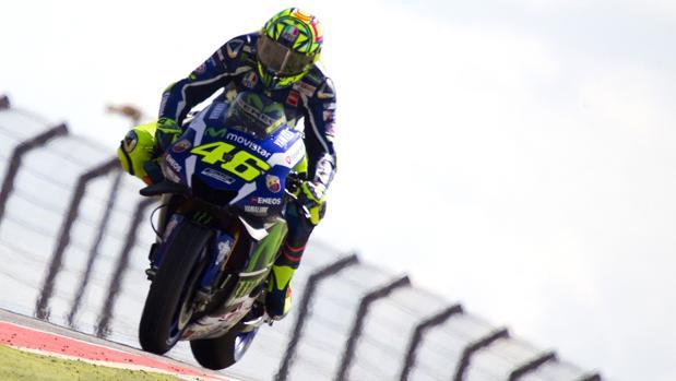 MotoGP:  Rossi: «Me robaron el Mundial de mala manera»