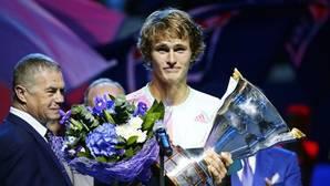 Alexander Zverev, el tenis que viene
