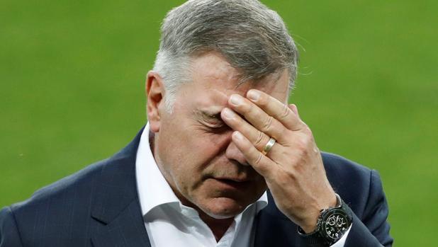 Sam Allardayce ha dejado de ser seleccionador inglés este martes