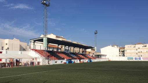 El Hornillo, estadio donde juega sus partidos El Castillo