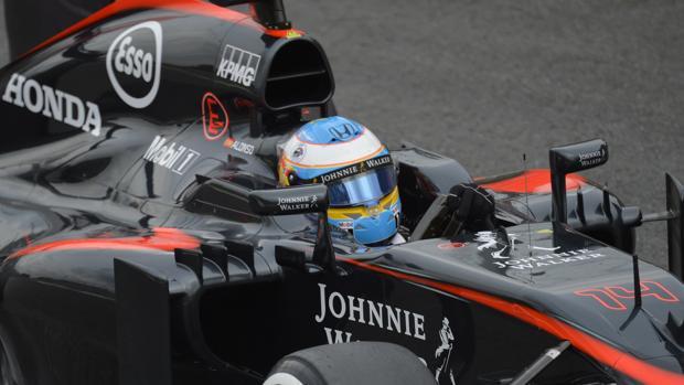 Fórmula 1:  Honda se queja del chasis de McLaren