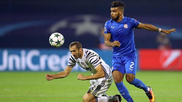El Juventus muestra su poderío