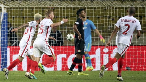 El Mónaco arranca un empate en el último suspiro