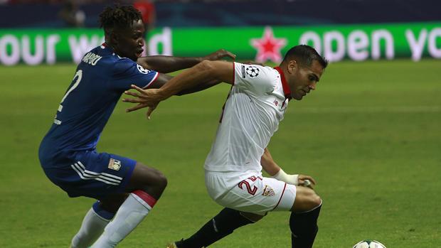 En directo: Sevilla FC - Lyon