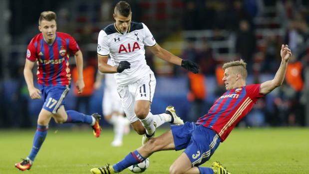 El Tottenham de Pochettino conquista Moscú