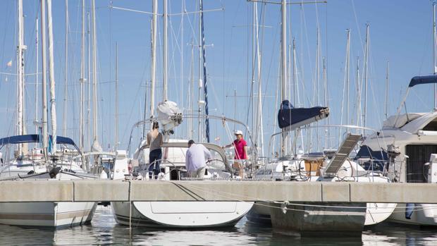 Marina de Dénia, sede del III Trofeo de Cruceros