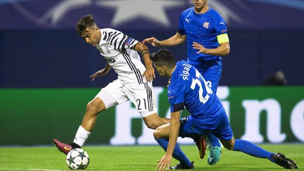 La actuaciónd e Quaresma no fue suficiente ante el Dinamo
