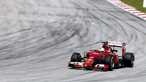 Fórmula 1:  Horarios y TV del GP de Malasia en Sepang