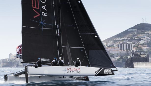 La primera tripulación femenina de las Extreme Sailing Series competirá en Lisboa
