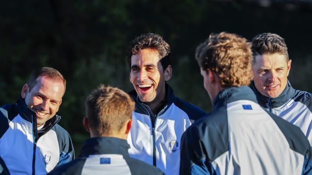 El equipo europeo es una piña y conjuga experiencia con juventud