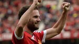 Juan Mata, pieza clave para Mourinho