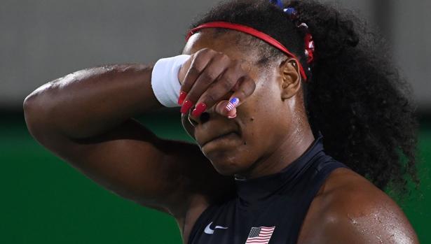 Facebook:  La escalofriante carta de Serena Williams