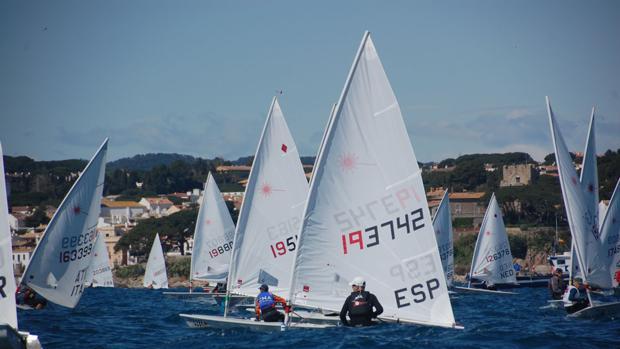 Comienza el Trofeo Toni Pelegrí en Calella