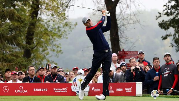 RYDER CUP:  Debacle europea en Hazeltine