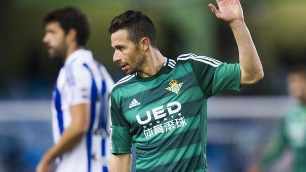En directo: Real Sociedad - Real Betis