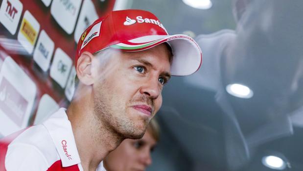 Fórmula 1 | GP de Malasia:  Vettel no mejora el rendimiento de Alonso en Ferrari