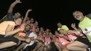 La Nocturna del Guadalquivir 2016, en imágenes