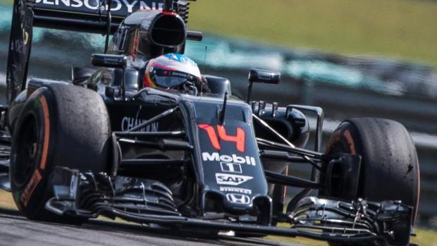 Fórmula 1 | GP de Malasia:  Alonso, en el séptimo cielo