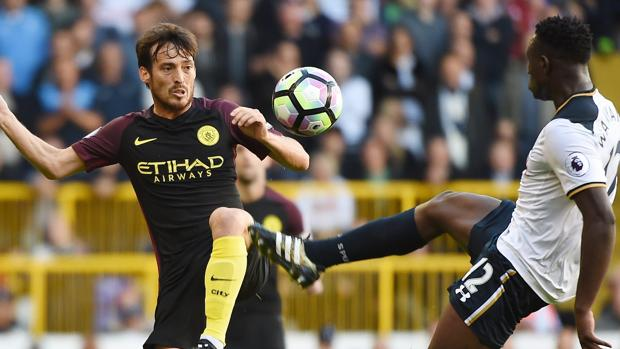 Premier:  El Tottenham anula al City