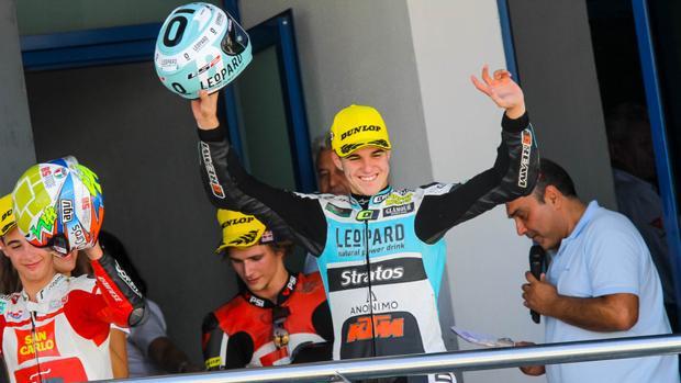 Marcos Ramírez recorta puntos en Jerez