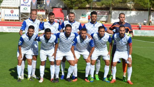 Formación del Marbella Fútbol Club