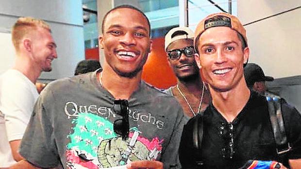 Westbrook y Ronaldo