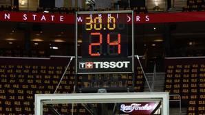 Madrid estrena el reloj revolucionario de la NBA