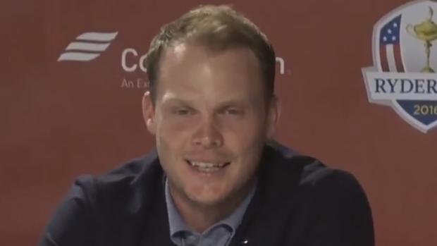 Ryder Cup:  La sincera respuesta de Willett sobre la Ryder