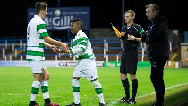 Karamoko Dembele debuta con el filial del Celtic con 13 años