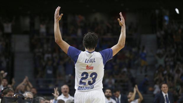 Real Madrid-Thunder:  Los tres triples sobre la bocina de Sergio Llull ante los Thunder