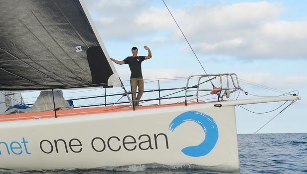 """One Planet One Ocean"", rumbo a Les Sables d'Olonne"