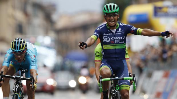 Ciclismo:  Colombianos al poder