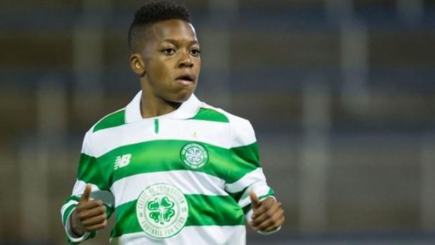 Karamoko Dembele, jugador del Celtic