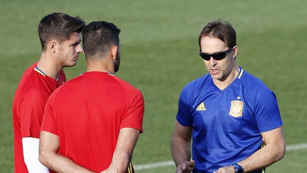 Contra Italia, Diego Costa
