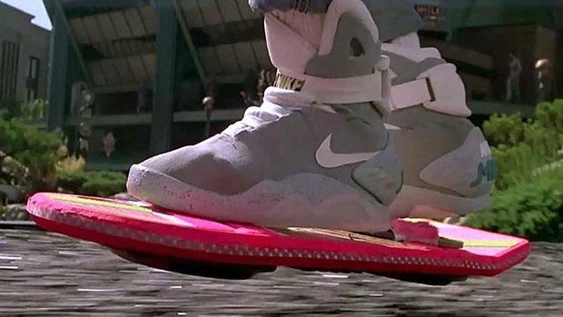 Nike Mag 2016:  Las zapatillas de «Regreso al futuro» ya existen