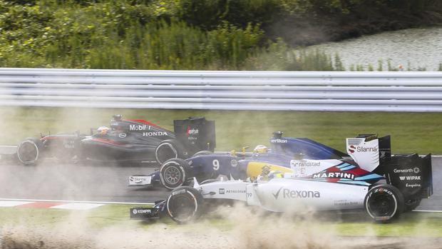 Fórmula 1:  Horarios y TV del GP de Japón en Suzuka