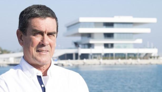 """Fernando Jiménez: """"Este año solo va a haber barcos nuevos"""""""