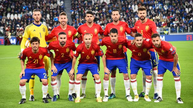 Italia-España:  Aplausos al himno español en Turín