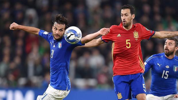 Italia-España:  España no remata del todo su recuperación