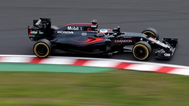 Rosberg, el más rápido en los libres